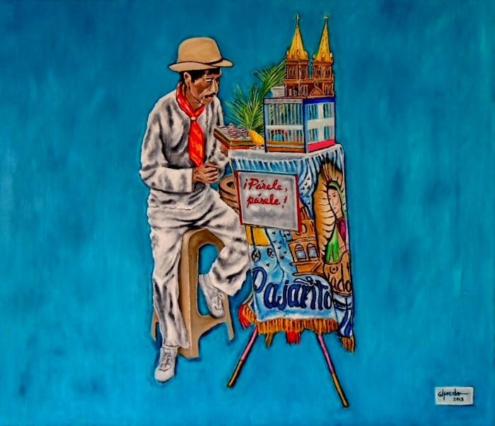 Мексиканский художник