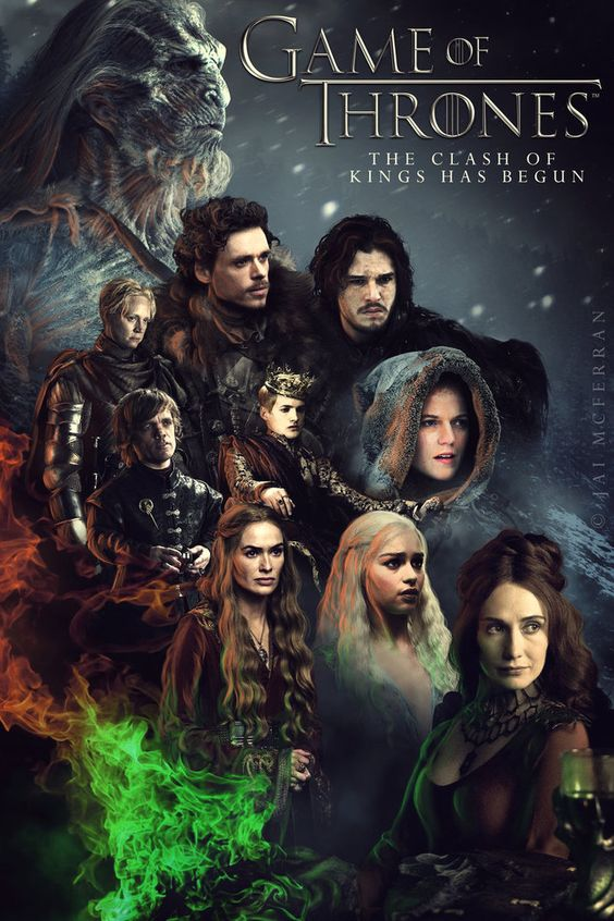 18+ Game of Thrones S02 Complete Eng Hindi 480p