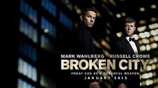 Broken City 2013 720p BluRay x264 Dual Audio [Hindi 2.0 – English] 900MB