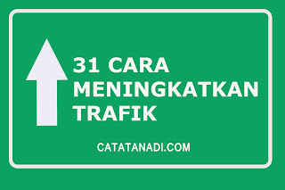 Meningkatkan trafik blog