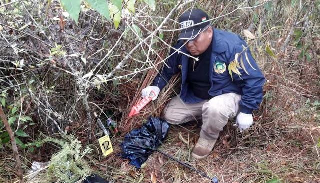 Presunto feminicidio: Encuentran el cadáver de una mujer en Coroico