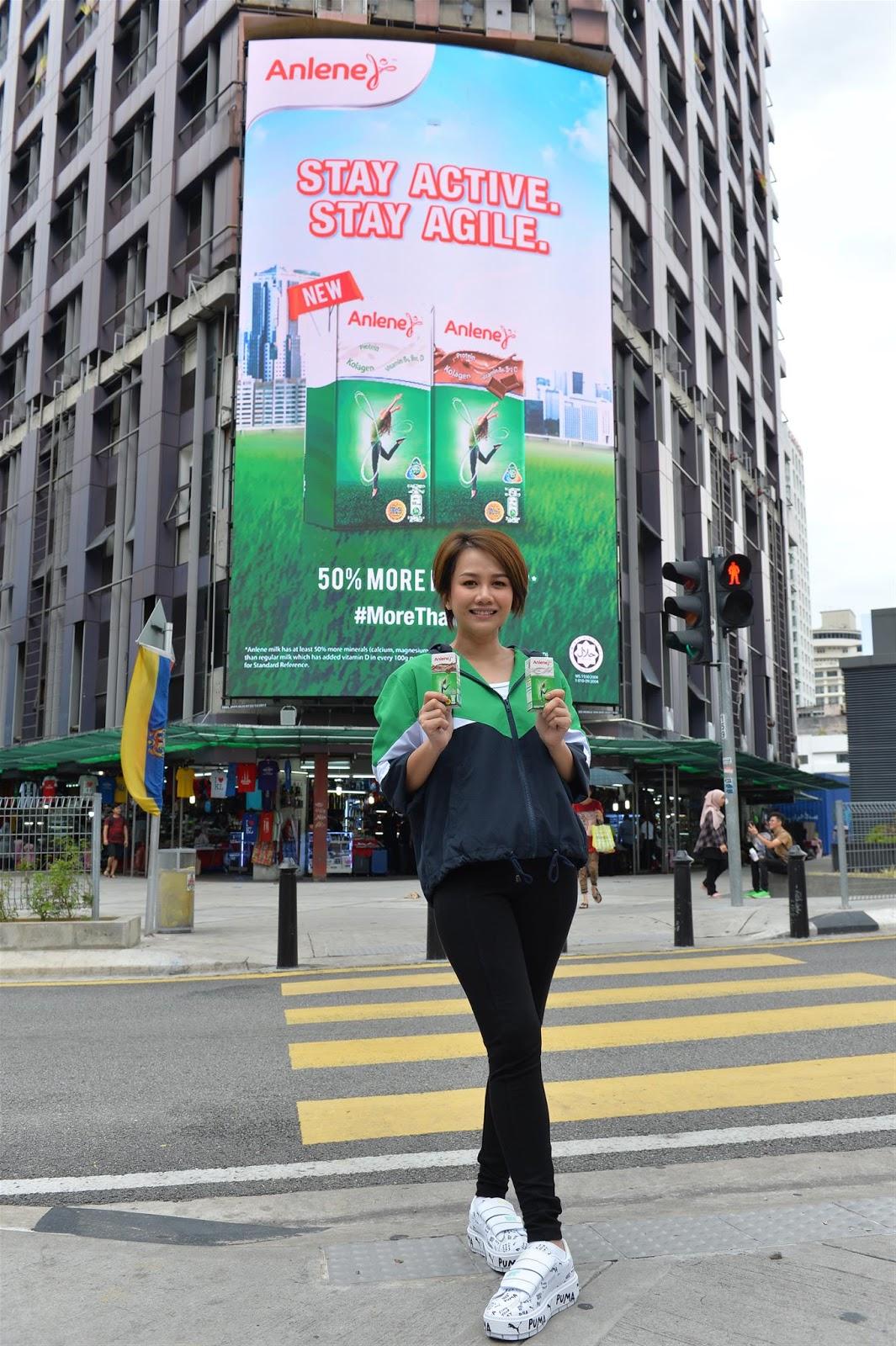 Get On The Go Anlene Blogger Contest Keunggulan Wanita Susu Coklat Task Ke 3 Bertemu Stacy Anam Happynya Seri Wangi Apa Lagi Memang Peminat Stacyanam Ratu Tari Malaysia Yang Sangat Berbakat Dan Lincah