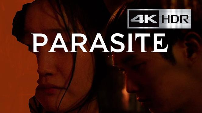 Parásitos (2019) 4K UHD [HDR] Castellano