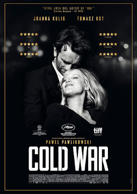 COLD WAR - Cartel españa
