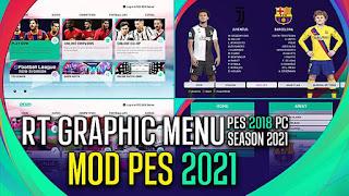 Images - PES 2018 RT Graphics Mod PES 2021 V2