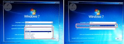 كيفية-تسطيب-ويندوز 7-علي-الكمبيوتر-اللابتوب -من الفلاشة-install-windows 7