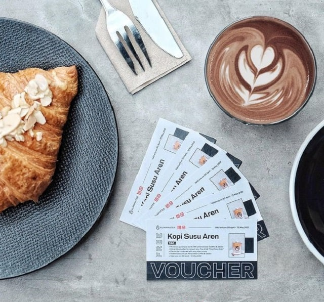 menu almamater coffee solo