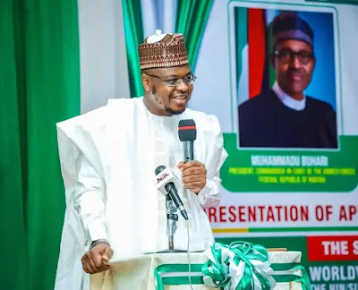 SD News Blog, breaking news Nigeria, N11.7bn Increment: Good News as FG Increases Salary of Some Workers