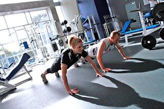 Historia del fitness, deporte y salud