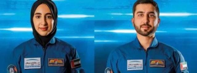UAE announces first female Arab astronaut Noura Al-Matrooshi