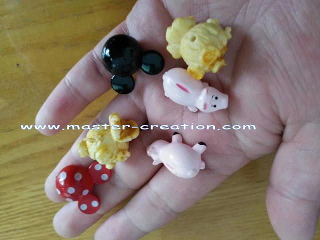 mini handy cartoon toys
