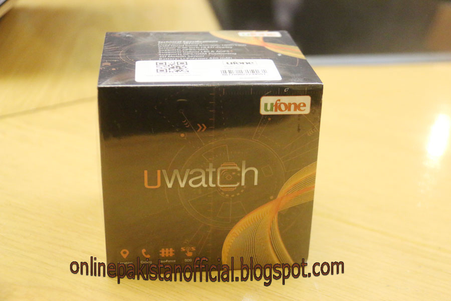 Ufone launches Uwatch to stay connected with kids
