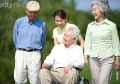 Giải nhiệt cho người cao tuổi