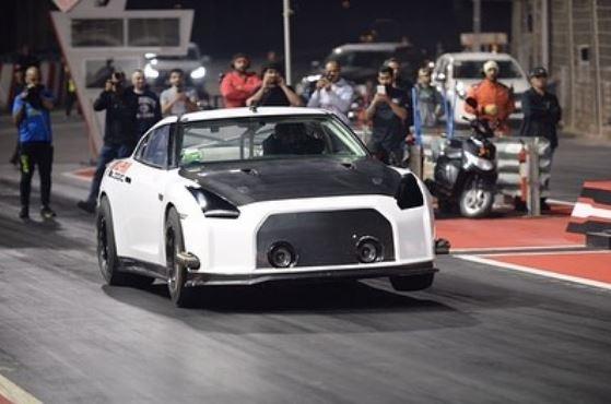 Inilah Nissan Skyline GT-R Tercepat di Dunia, Tembus 6,57 Detik Untuk 1/4 Mil