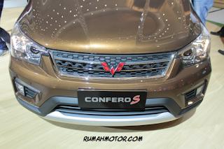Harga dan Spesifikasi Wuling Confero S Terbaru 2017