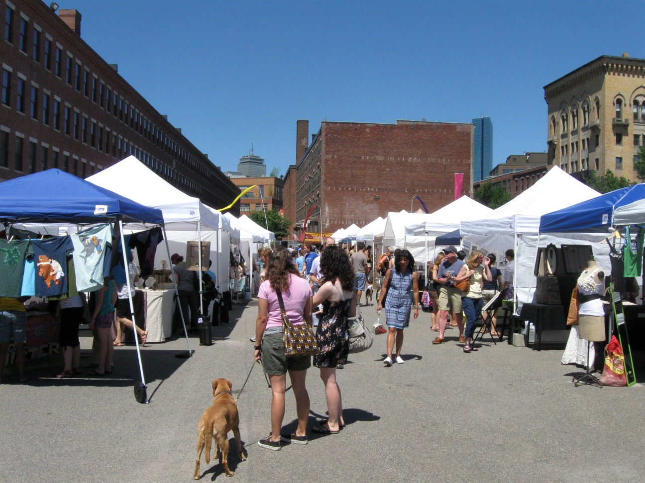 Sowa Market Boston Food Trucks