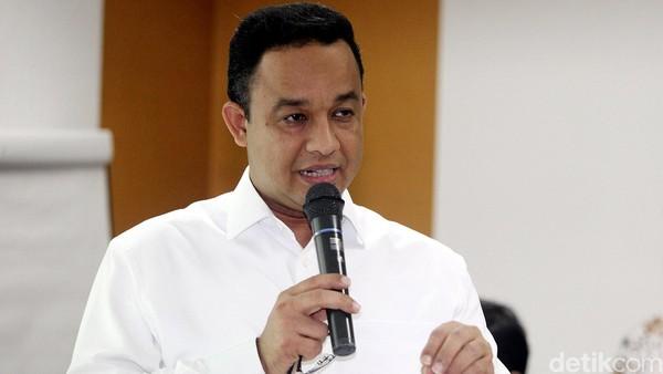 Pak Anies... Warga DKI Diminta Tak Pakai Air Tanah Biar Jakarta Nggak Tenggelam