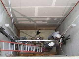 Dịch vụ chống thấm hố thang máy