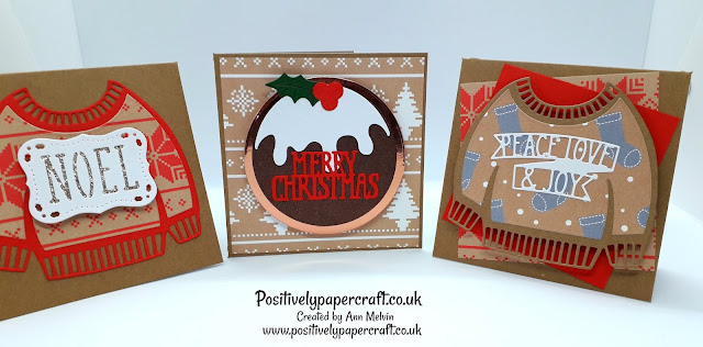 "Easy 4 x 4"" Christmas Cards, Simply made crafts,"