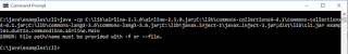 Java Command-Line Interfaces (Part 21): Airline 2