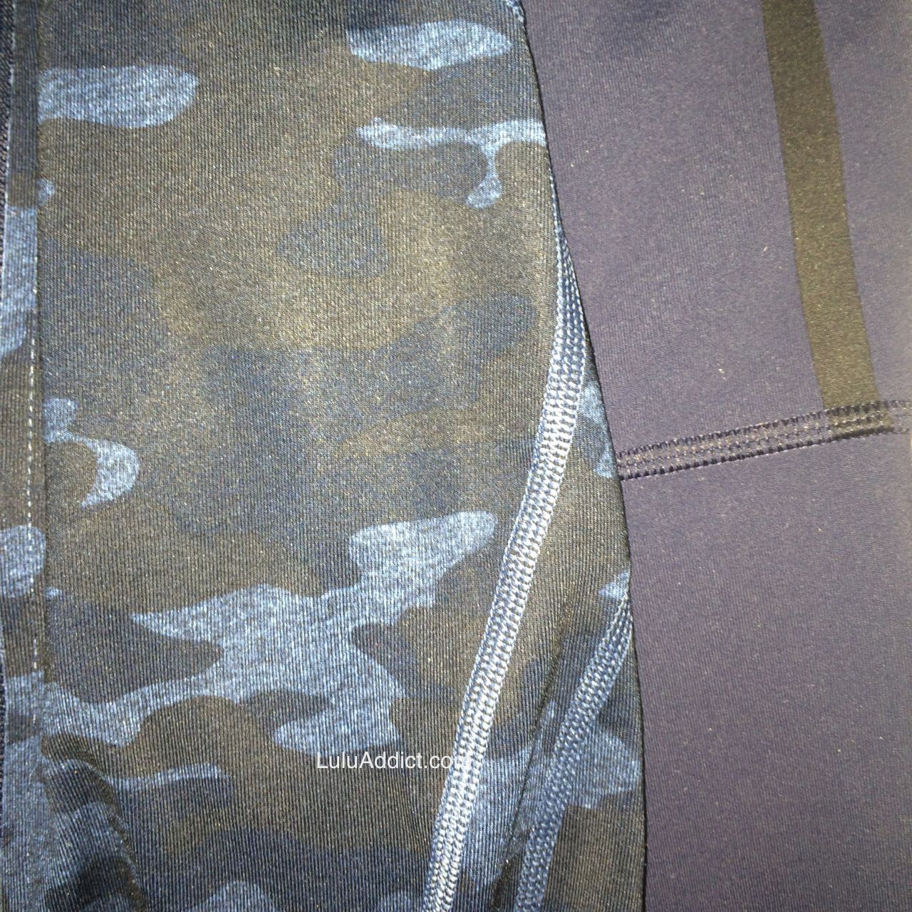 lululemon oil slick lotus camo define