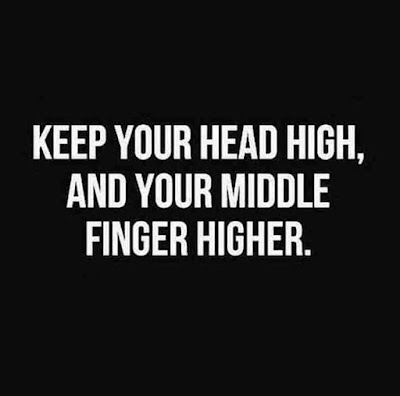 Quotes On Keeping Your Head High