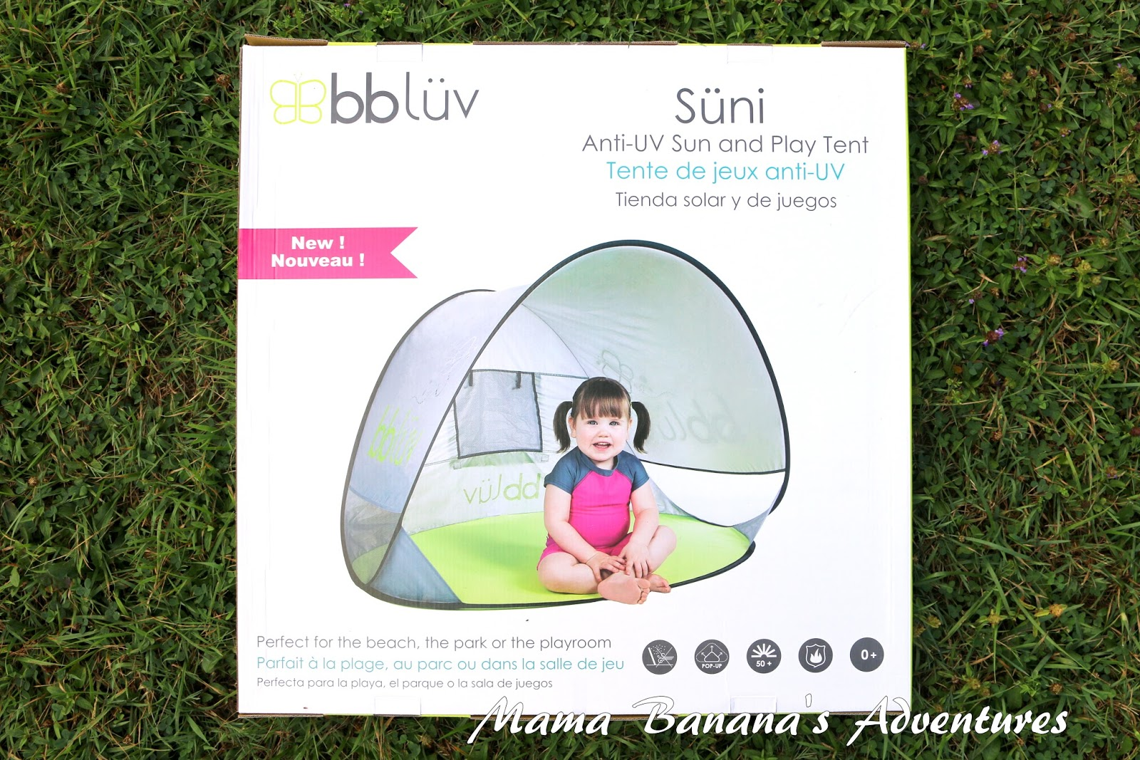 bbluv Suni Anti-UV Sun and Play Tent & bbluv Suni Anti-UV Sun and Play Tent u2013 Mama Bananau0027s Adventures