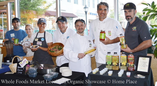 Whole Foods Market Local and Organic Showcase