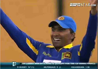 Australia vs Sri Lanka 12th Match CB Tri-Series 2012 Highlights