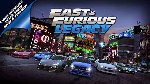 -GAME-Fast & Furious: Legacy