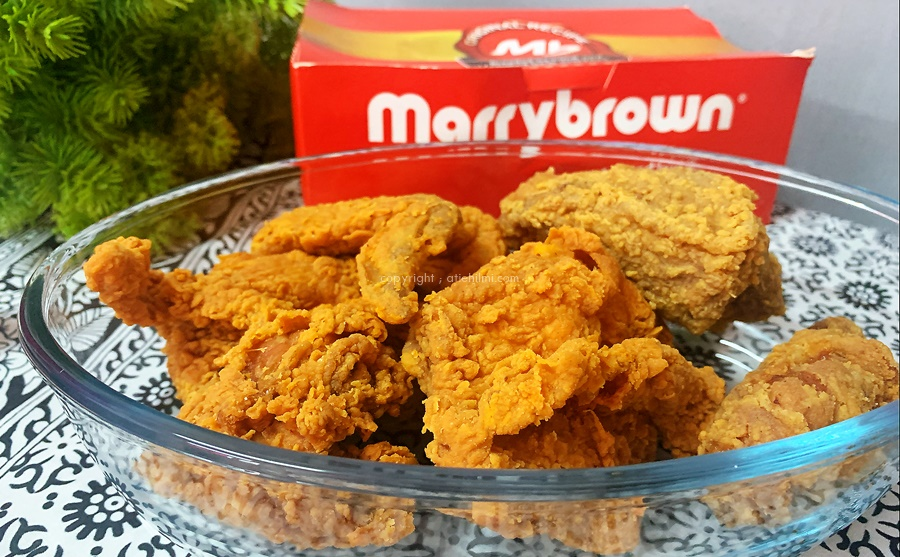 Ayam Goreng Marrybrown