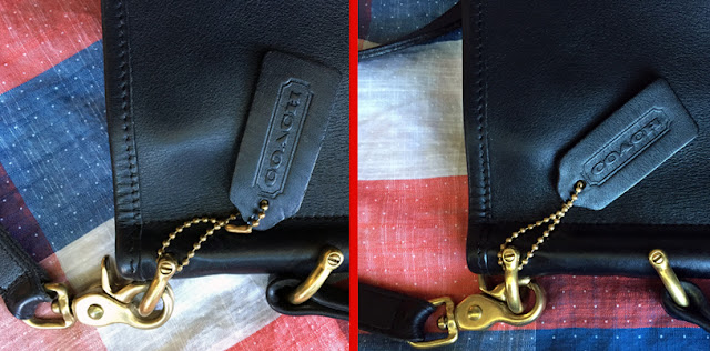 Willis Before & After | How to Care for a Classic Coach Purse
