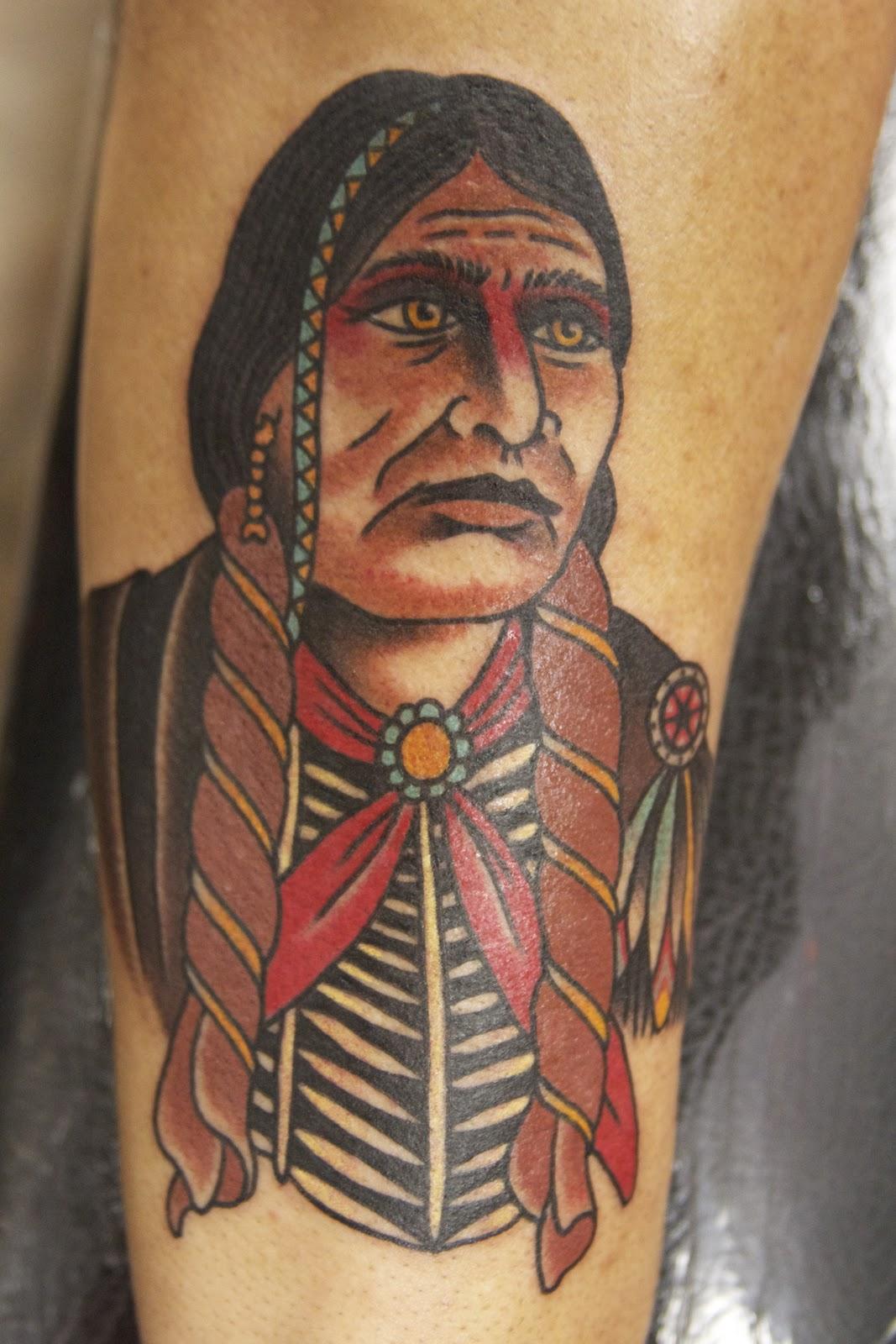 Death Cloak Comanche Joes New Tattoo