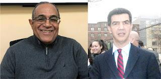 Jaime Vargas pide el voto para el aspirante a concejal por el Bronx Ydanis Rodríguez