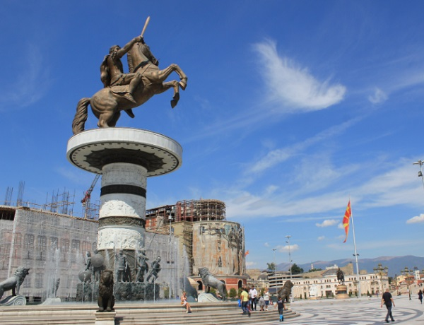 Travel to Macedonia: The best places to visit