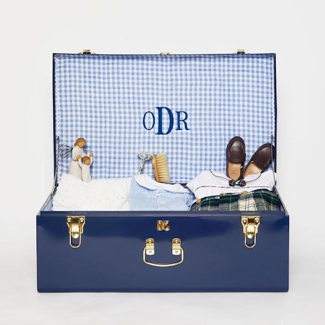 petite keep luxury keepsake trunks