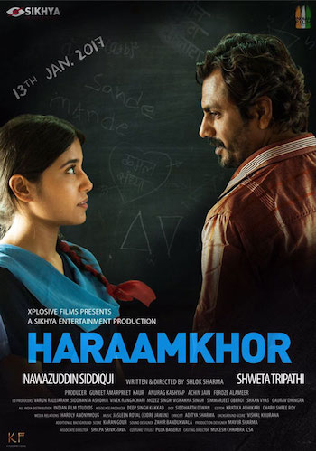 Haraamkhor 2017 WEBRip 480p Hindi 300MB