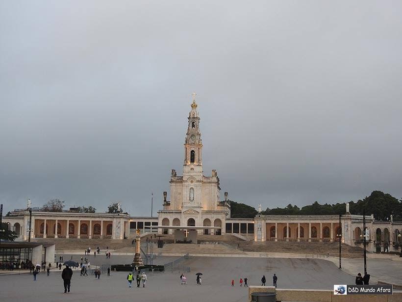 Igreja Nossa Senhora do Rosário - O que fazer em Fátima