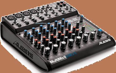 Alesis-MultiMix-8-USB-Driver-Free-Download
