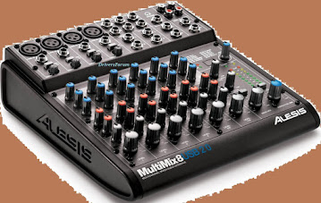 Alesis MultiMix 8 USB Driver
