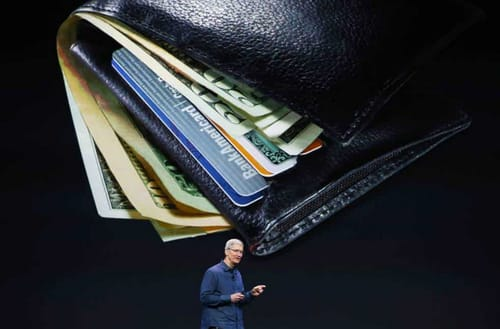 Apple is hinting to move to alternative payments