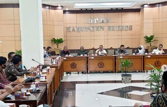 Komisi II DPRD Jabar : Potensi Pertanian Kab.Brebes Dapat Dikembangkan di Jabar