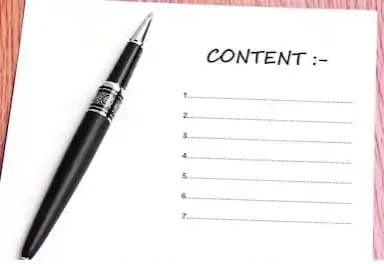 اضف الى موقعك جدول المواضيع بشكل جديد و بسيط و متجاوب على منصة بلوجر
