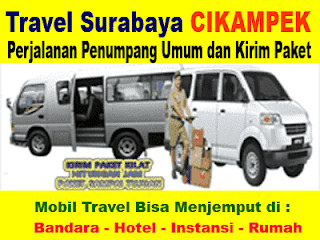 Travel surabaya cikampek