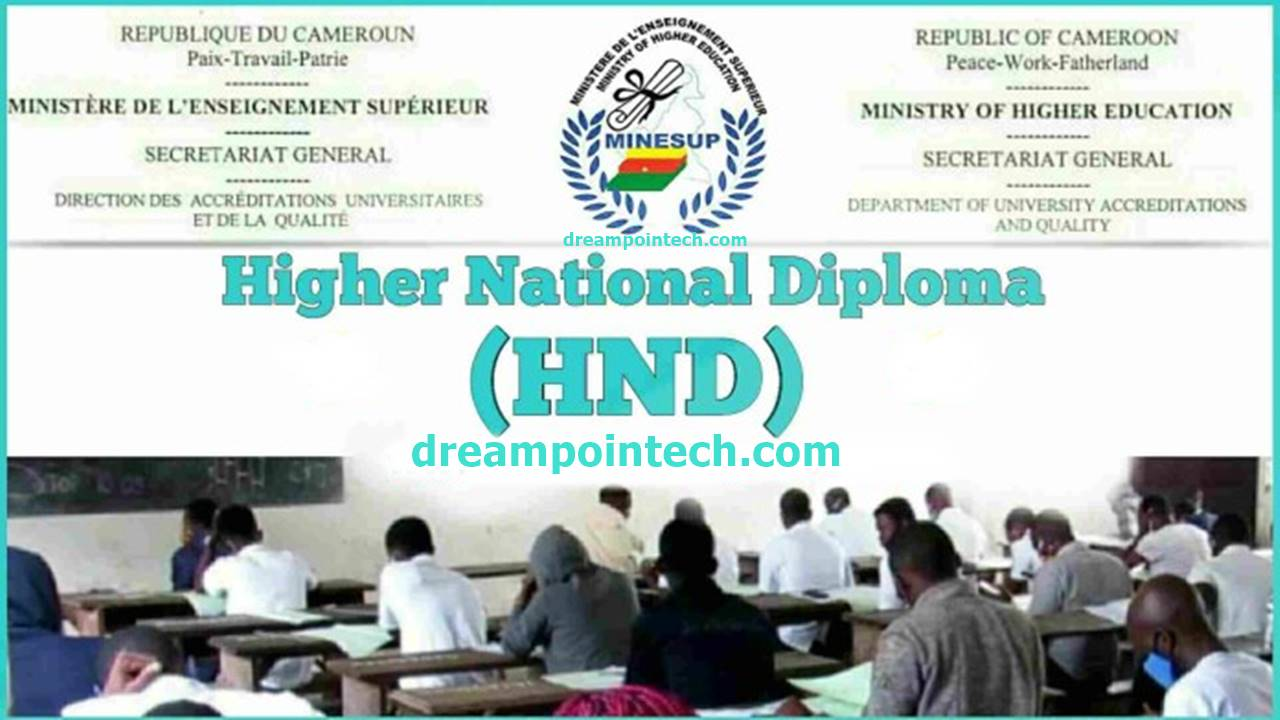 Cameroon HND Results Timetable