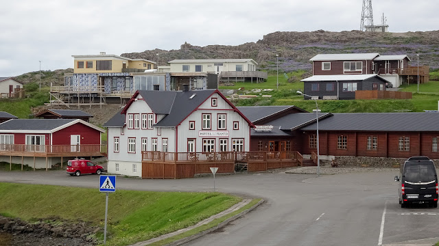 Small towns along the Ring Road