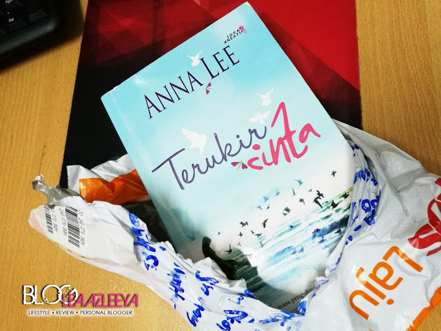 Terukir Cinta By Anna Lee, review novel