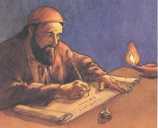 Scrittore di testi sacri