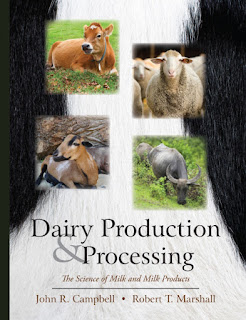 Dairy Production and Processing The Science of Milk and Milk Products