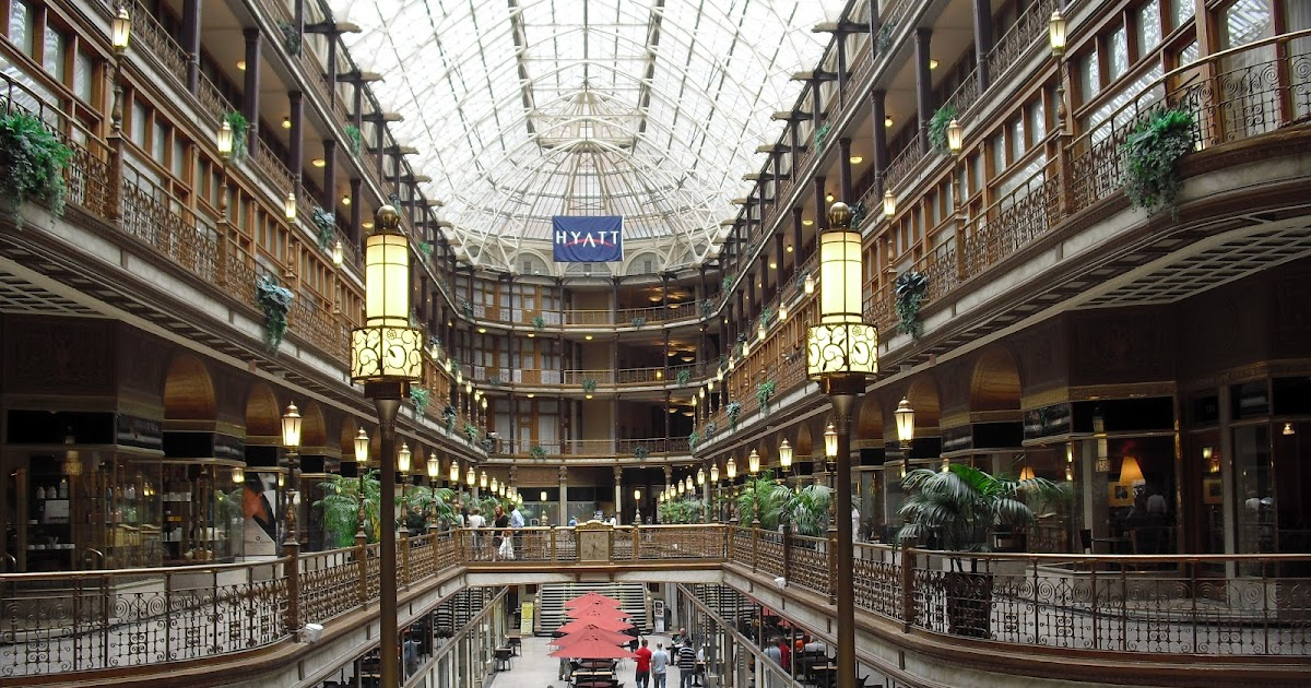 Stay on Route 6: Cleveland, Ohio: A US Route 6 City In ...